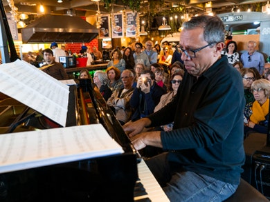 """Mário Laginha: """"Há pessoas que nunca ouviram um concerto de jazz e podem descobrir que gostam"""""""