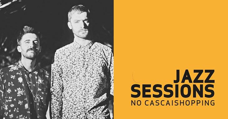 João Hasselberg e Pedro Branco ao vivo no Cascais Kitchen