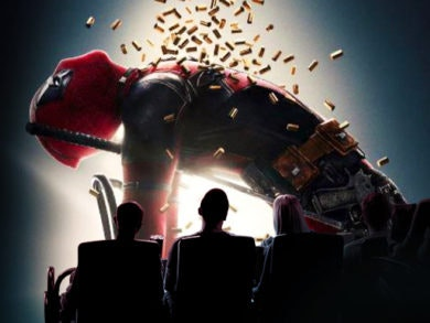 Deadpool 2: o mercenário da Marvel volta em IMAX 3D