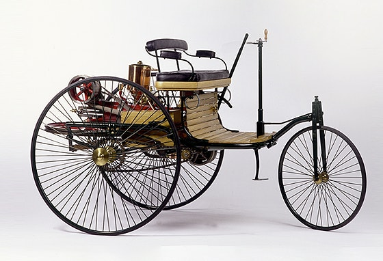 Mercedes-Benz: os clássicos em exposição