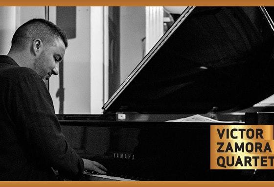 Victor Zamora: jazz com sabor latino!