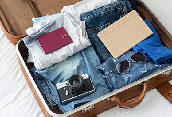 Varios SC_Como fazer uma mala de viagem
