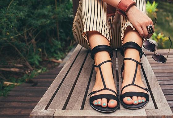 Altas ou rasas, as sandálias que todas querem