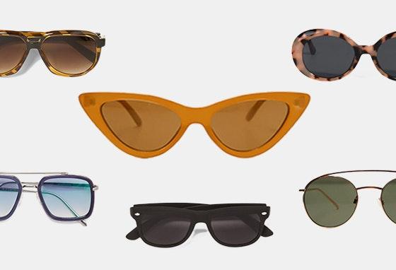 Já escolheu os seus óculos de sol para este verão  9693e4144c