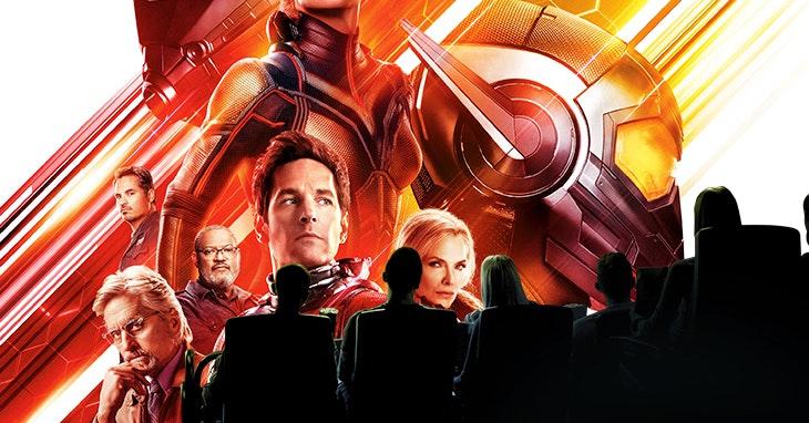 """""""Homem-Formiga e a Vespa"""": uma aventura para ver em IMAX"""