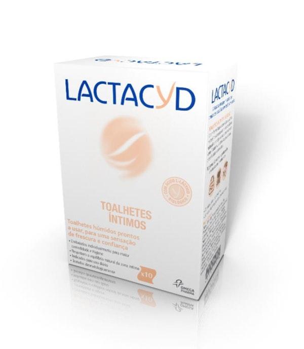 Toalhetes Lactacyd, 5,05€