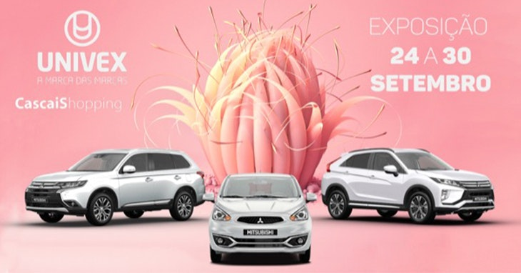Venha conhecer ao vivo e a cores os SUV da Mitsubishi