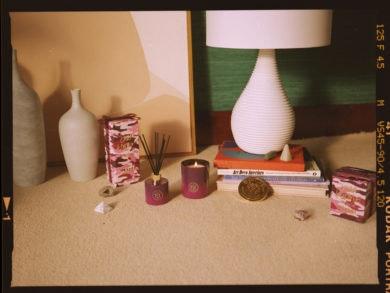 Iris, Vicky e Margot: as três novas fragrâncias da Zara Home