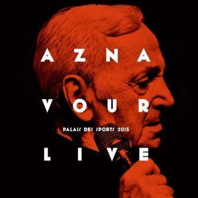 Aznavour Live - Palais Des Sports 2015, 19,90€