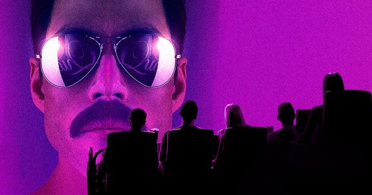 """""""Bohemian Rhapsody"""", com o nome da famosa música eternizada pelos Queen, estreia a 1 de novembro."""