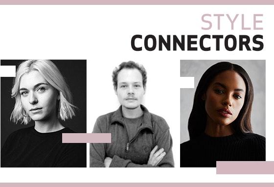 Já sabe quem são os Style Connectors deste fim de semana?