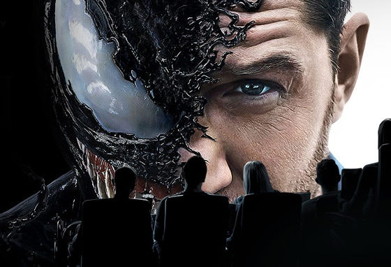 """""""Venom"""", o novo filme da Marvel, em IMAX!"""