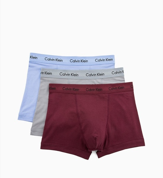 Pack 3 trunks, 42,50€