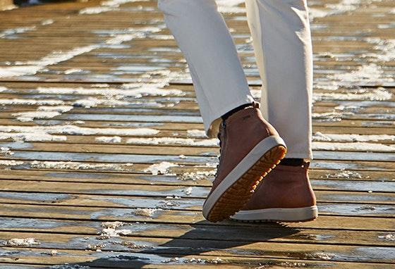 Ecco: estilo e conforto nos pés