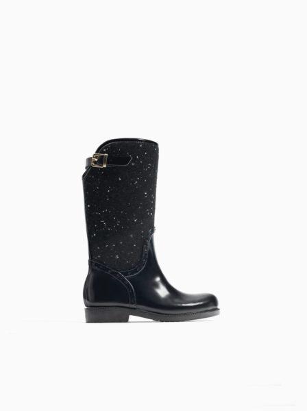 Galochas, Zara, 22,99€