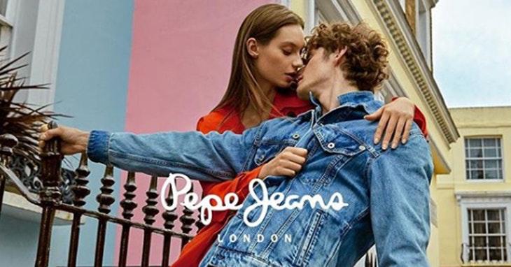 Pepe Jeans: aromas de festa!