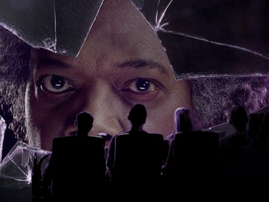 Glass: O fim da trilogia em sala IMAX!