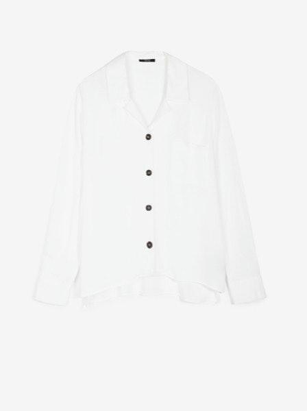 Camisa Parfois, antes a 25,99€ e agora a 14,99€