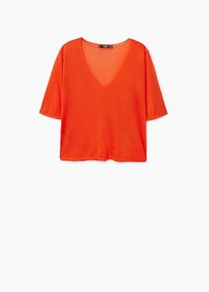 Camisola, Mango, 9,99€