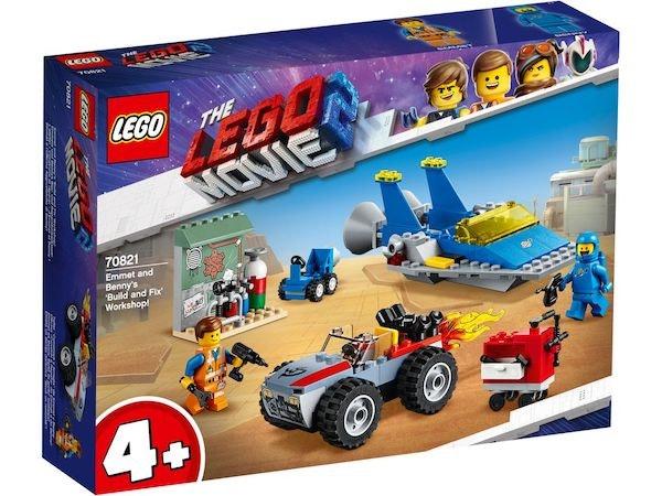 Oficina Lego Movie2, Toys'R'Us, 19,99€
