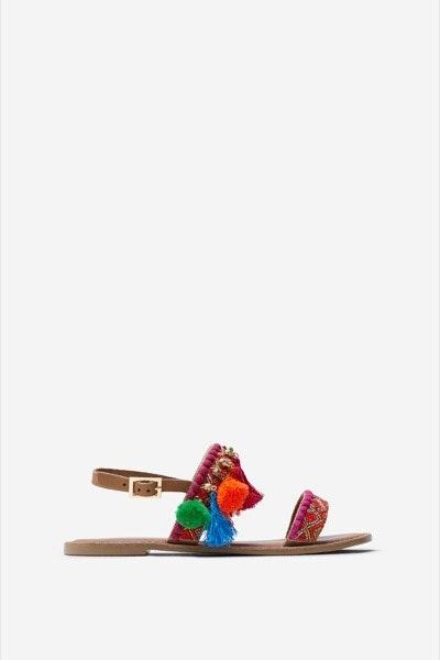 Sandálias Springfield, 24,99€
