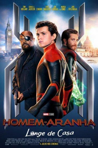 Homem-Aranha: Longe de Casa IMAX 3D