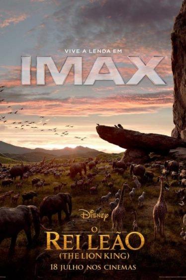 O Rei Leão IMAX 3D (leg)