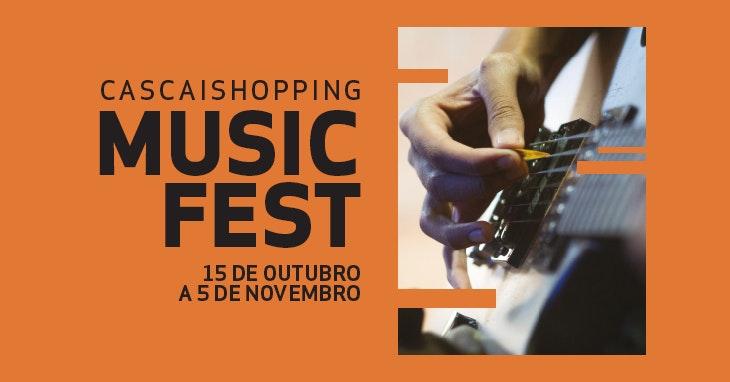 cascaishopping music fest
