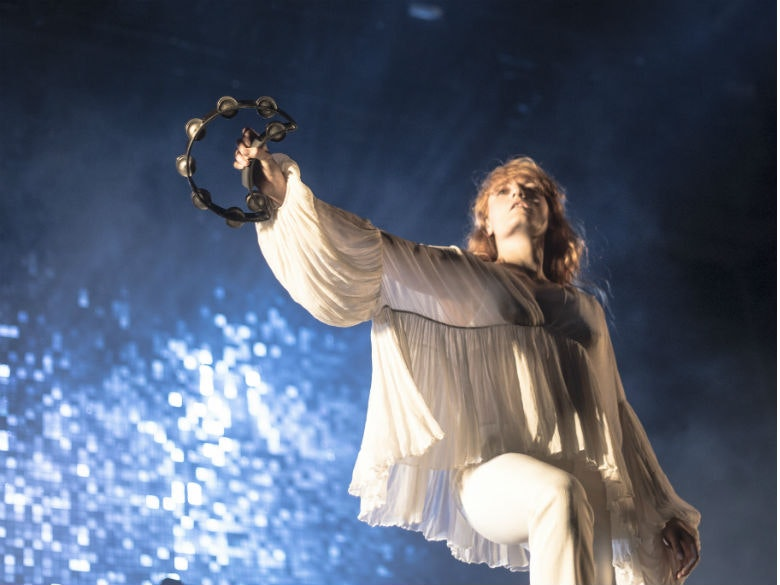 Florence + The Machine (18 de abril, MEO Arena, Lisboa)