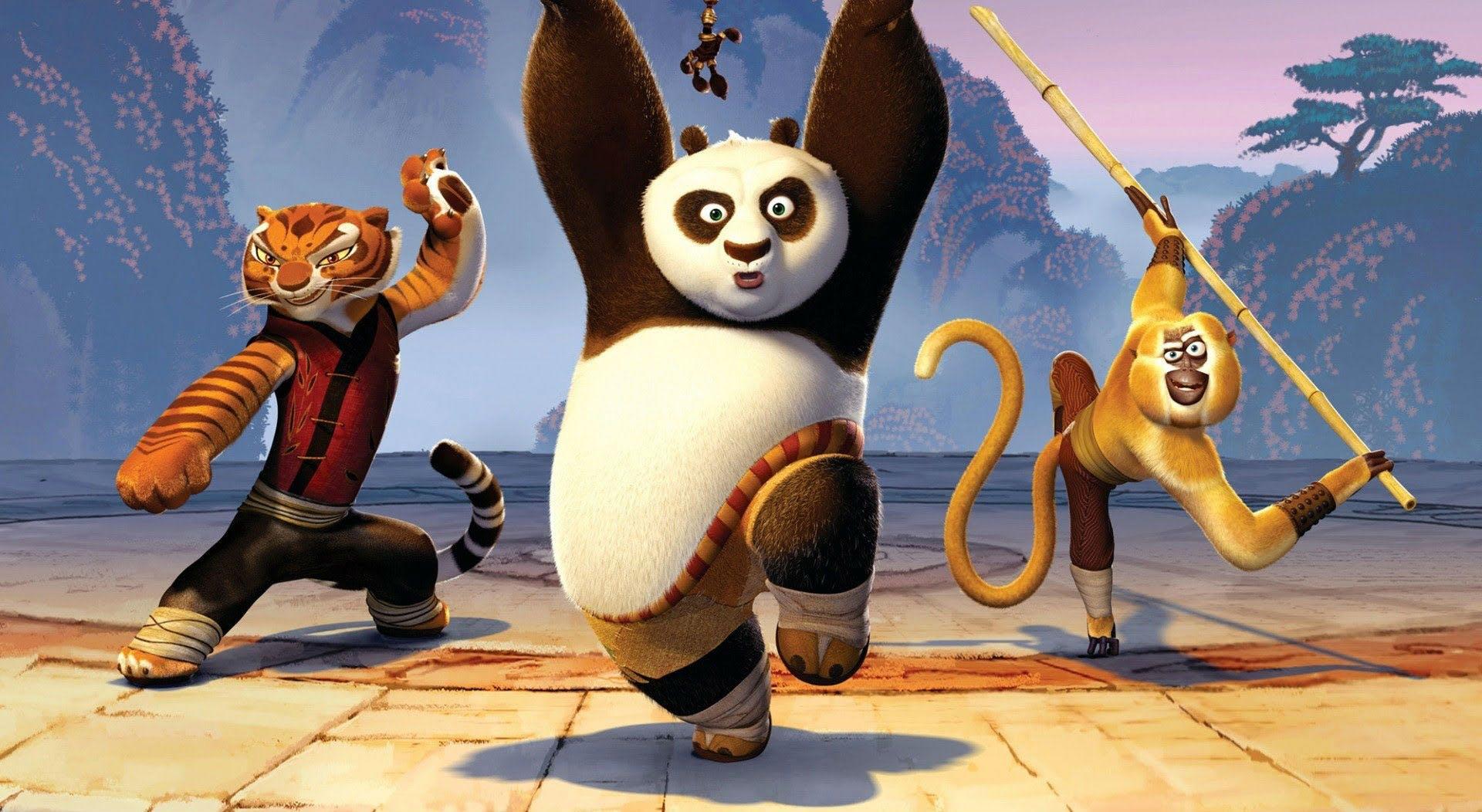 Panda do Kung Fu 3