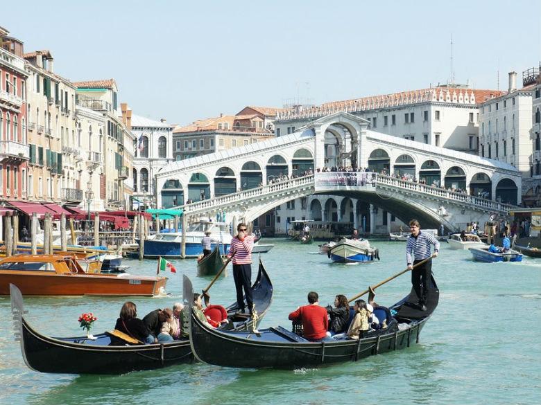 Roma e Veneza (Itália) – 860€