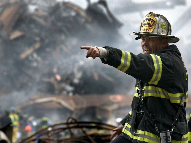1-fireman-firefighter-rubble-9-11-disaster
