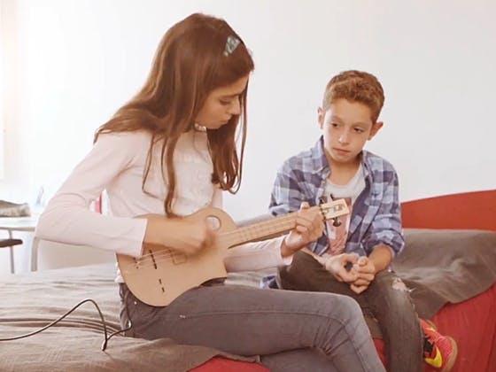 Como fazer guitarras eléctricas em casa