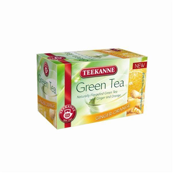 Chá verde gengibre laranja | Celeiro | 3,05€