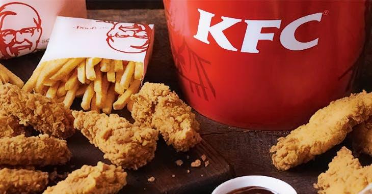 KFC já chegou ao nosso Centro
