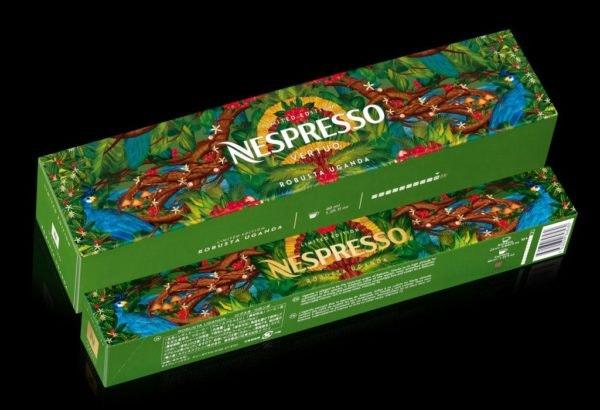 Edição liminitada Nespresso