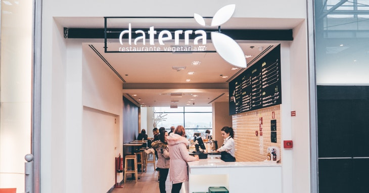 DaTerra Restaurante Vegetarian ArrábidaShopping