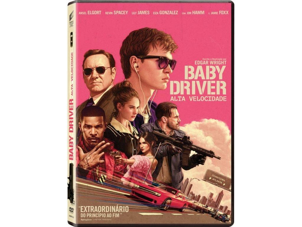 Baby Driver - Alta Velocidade, 9,99€, na Worten