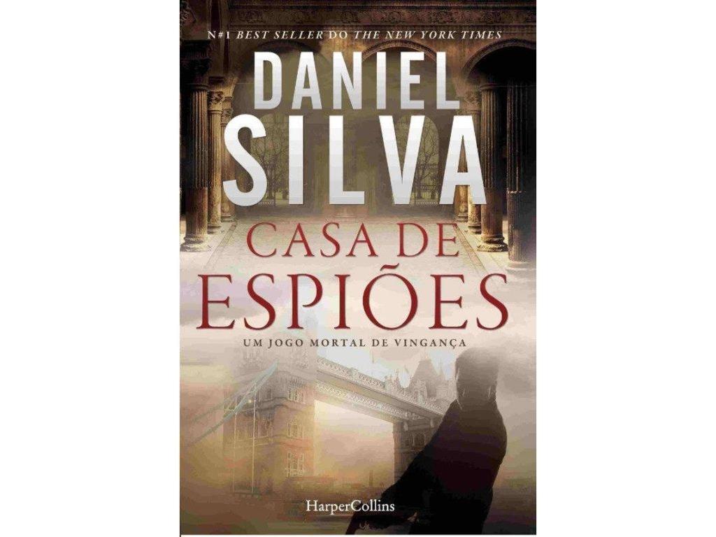 Casa de Espiões de Daniel Silva, 17€, na Worten
