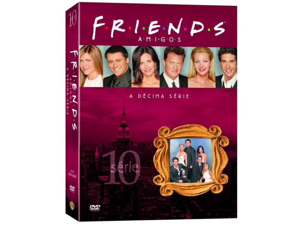 Friends - Temporada 10, 19,90€, na Worten