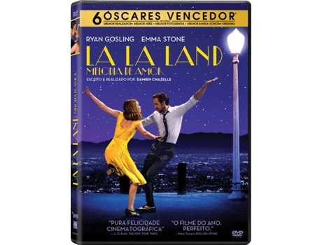 La La Land - Melodia De Amor, 9,90€, na Worten