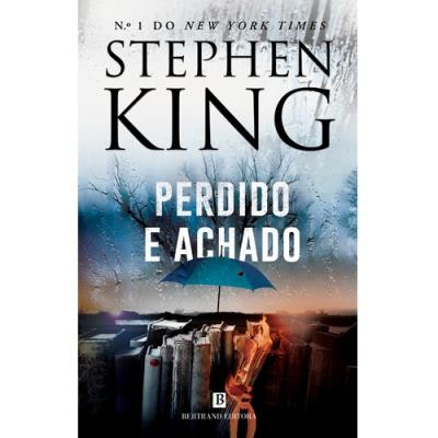 Perdido e Achado de Stephen King, 18,80€, na Livraria Almedina
