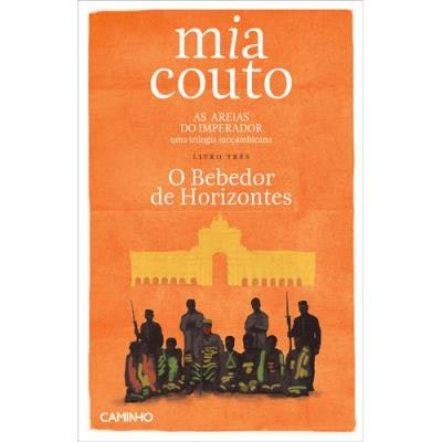 As Areias do Imperador de Mia Couto, 18,80€, na Livraria Almedina