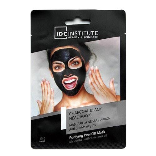 Máscara purificante de carvão, Pluricosmética, 1,45€