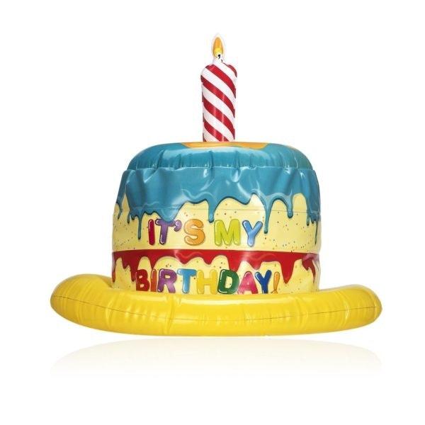 Coroa insufláveis de aniversário, 7,99€
