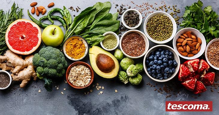 Aprenda a fazer decoração de frutas e legumes com a Tescoma