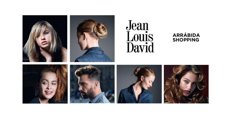 Jean Louis David chega ao nosso Centro!
