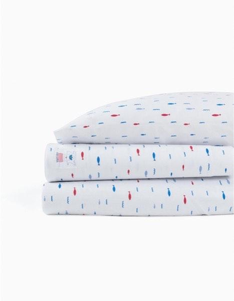 Conjunto de lençóis de cama, a 29,99€, na Zippy