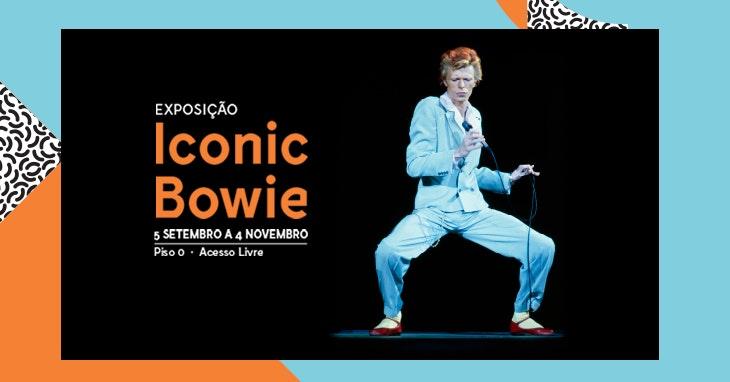 Fotografias inéditas de David Bowie chegam a Portugal