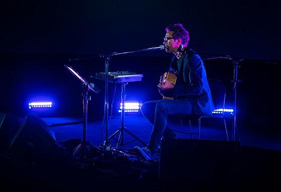 """""""Iconic Bowie"""": música e cinema invadem o nosso Centro"""